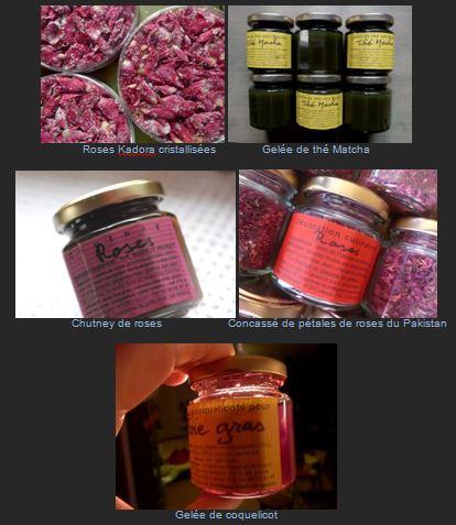 Amalgame produits foie gras - GRIS